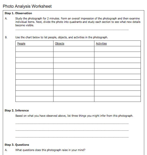 Printables Primary Source Analysis Worksheet lesson spatial inequality geo6hms the national archives has a series of primary source analysis worksheets for different sources i do not always give physical copy to students